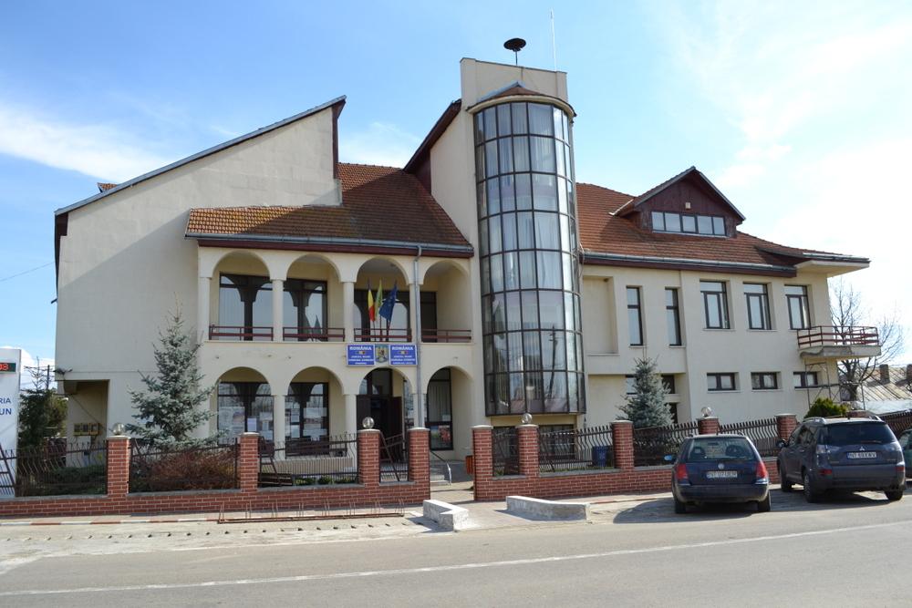 Sediul Primariei Cordun